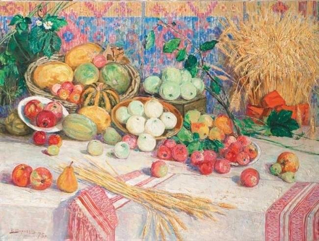 «Осенины» — праздник урожая
